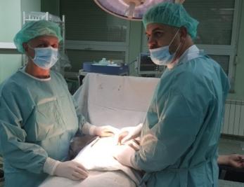 Od početka pandemije prva transplantacija solidnih organa urađena u UKC Tuzla