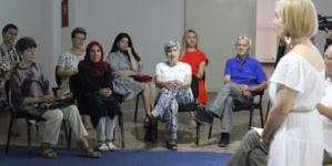 "U BKC TK u Tuzli promovisan roman ""Kapija"", autorice Medihe Šehidić"