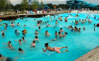 INZ: Rizici intenzivne upotrebe bazena