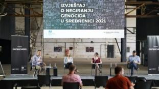 Memorijalni centar Srebrenica predstavio Izvještaj o negiranju genocida: Najveći negator genocida Milorad Dodik, najviše slučajeva negiranja u Srbiji