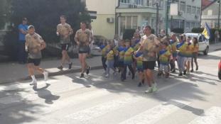 Krenuo šesti Maraton mira 'Goražde – Žepa – Srebrenica'