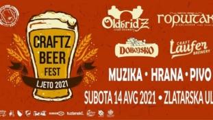 """Ove subote sajam zanatskog piva """"CrafTZ Beer Fest"""""""