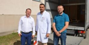 UKC Tuzla dobio vrijednu donaciju UNDP-a