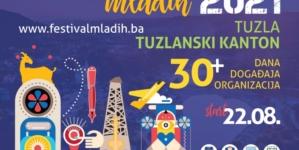 Otvorene prijave za učešće za 1. Festival mladih u Tuzli