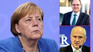 Merkel u srijedu razgovara sa Schmidtom i Inzkom
