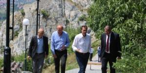 Posjeta delegacije Vlade TK Srebreniku