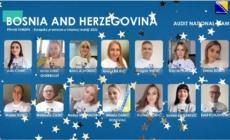 BiH na čelu sa studentima FINra osvojila 1. mjesto Europskom prvenstvu iz Interne revizije