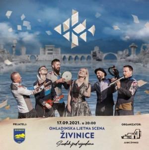 Koncert benda Divanhana u petak u BKC-u Živinice