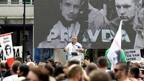 U Sarajevu održani protesti 'Pravda za Dženana i Davida'