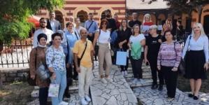 Manifestacija Dani evropskog naslijeđa u TK nastavljeni edukativnom posjetom Gračanici