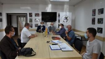 Premijer Hodžić i ministar Džidić sasatali se sa predstavnicima Koalicije organizacija osoba sa invaliditetom TK