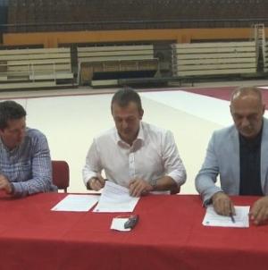 Potpisan ugovor sa izvođačima radova na sanaciji SKPC Mejdan