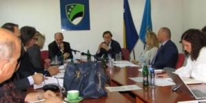Održan sastanak  predstavnika zakonodavne, izvršne i pravosudne vlasti TK i Visokog sudskog i tužilačkog vijeća BiH