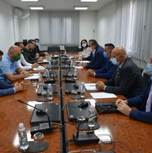 Kantonalna Vlada podržala zahtjeve Rudničkog sindikata