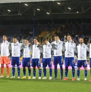 Reprezentacija BiH na 57. mjestu FIFA rang liste
