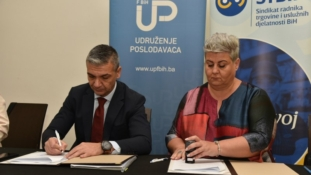 Potpisan Kolektivni ugovor za djelatnost trgovine: Za rad u dane praznika uvećanje satnice od 100 posto