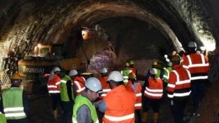 Probijena druga cijev tunela Ivan na dionici Tarčin – Konjic