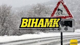 Prema Pravilniku Ministarstva prometa i komunikacija BiH zimska oprema od 1.novembra