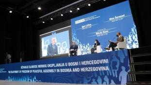 Misija OSCE-a u BiH predstavila izvještaj o uživanju slobode mirnog okupljanja u Bosni i Hercegovini
