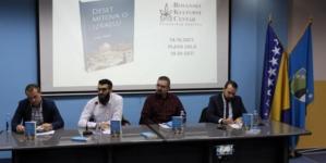 """BKC TK: Promovisana knjiga """"Deset mitova o Izraelu"""""""