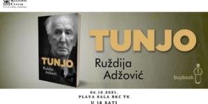 "Promocijom knjige ""Tunjo – Razgovori s Muhamedom Filipovićem"" BKC TK otvara ""Oktobar – mjesec knjige"""