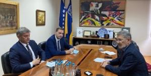 Predsjedavajući Predstavničkog doma Parlamentarne skupštine Bosne i Hercegovine posjetio Grad Tuzlu