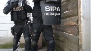 Operativna akcija SIPA-e na području općine Kladanj